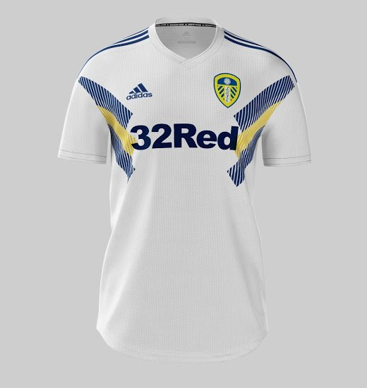 Leeds United Concept Kits Most Talked About Designs Fan Banter