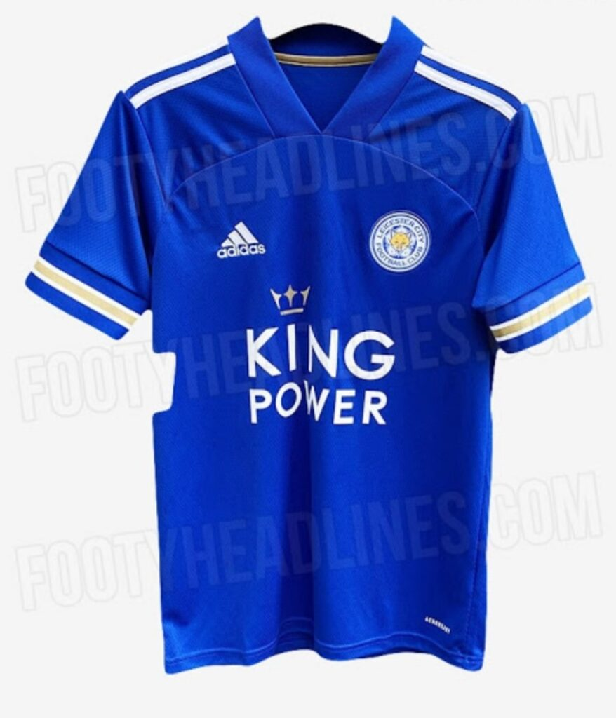 Leicester City S 2020 21 Home Kit Leaked Fan Banter
